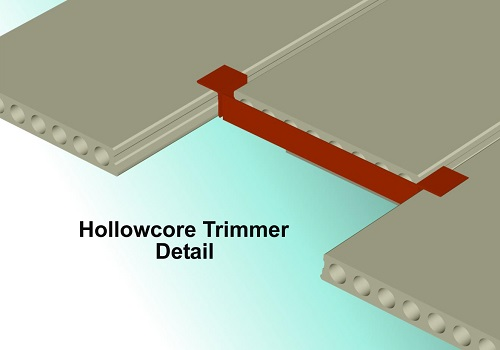 Hollow Core Precast Concrete Floor Panels Diagram : Trimmer hollowcore cbs precast limited