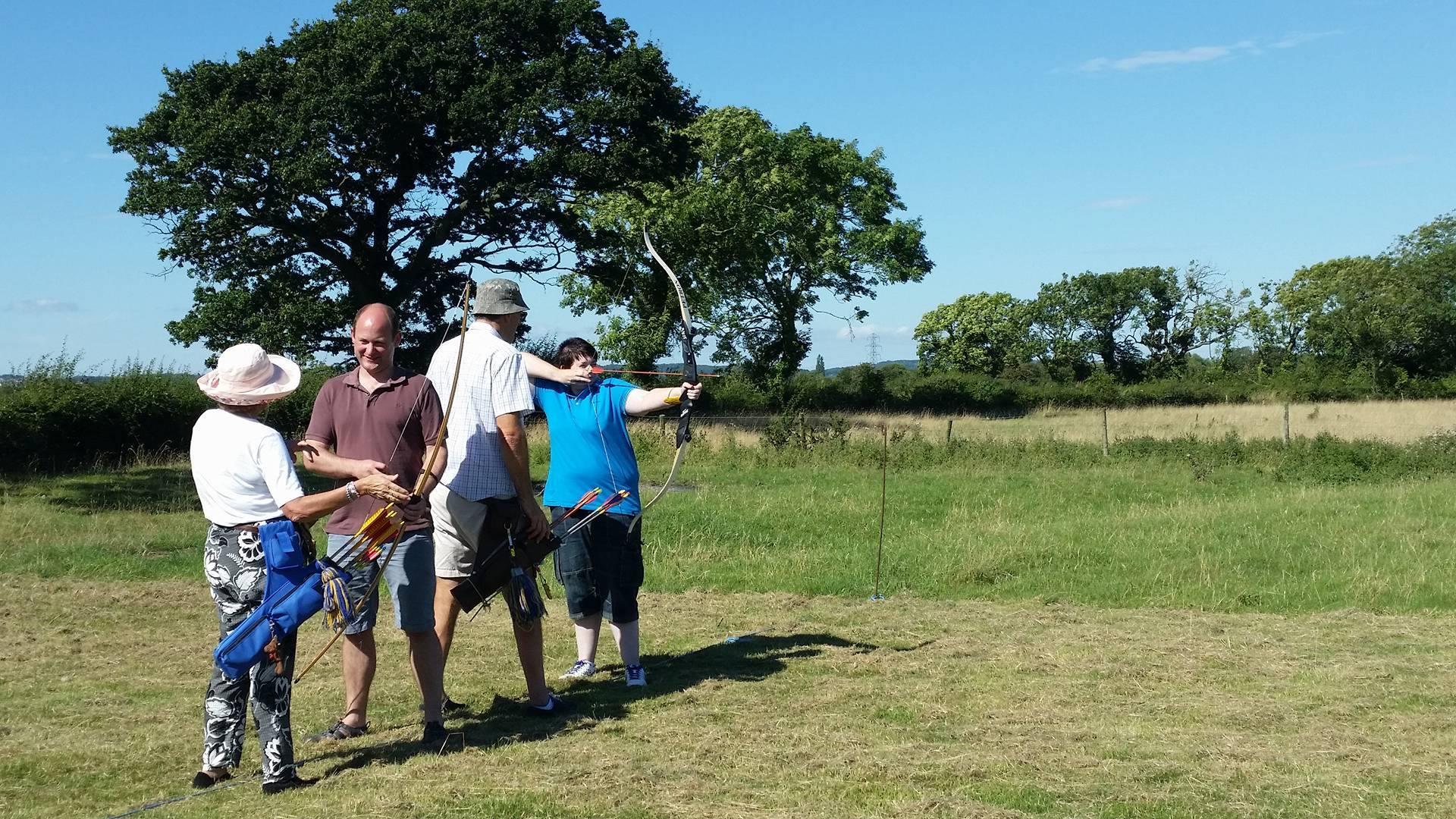 cbs archery